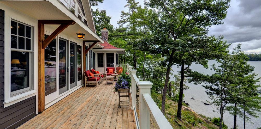 Lake Rosseau home listing