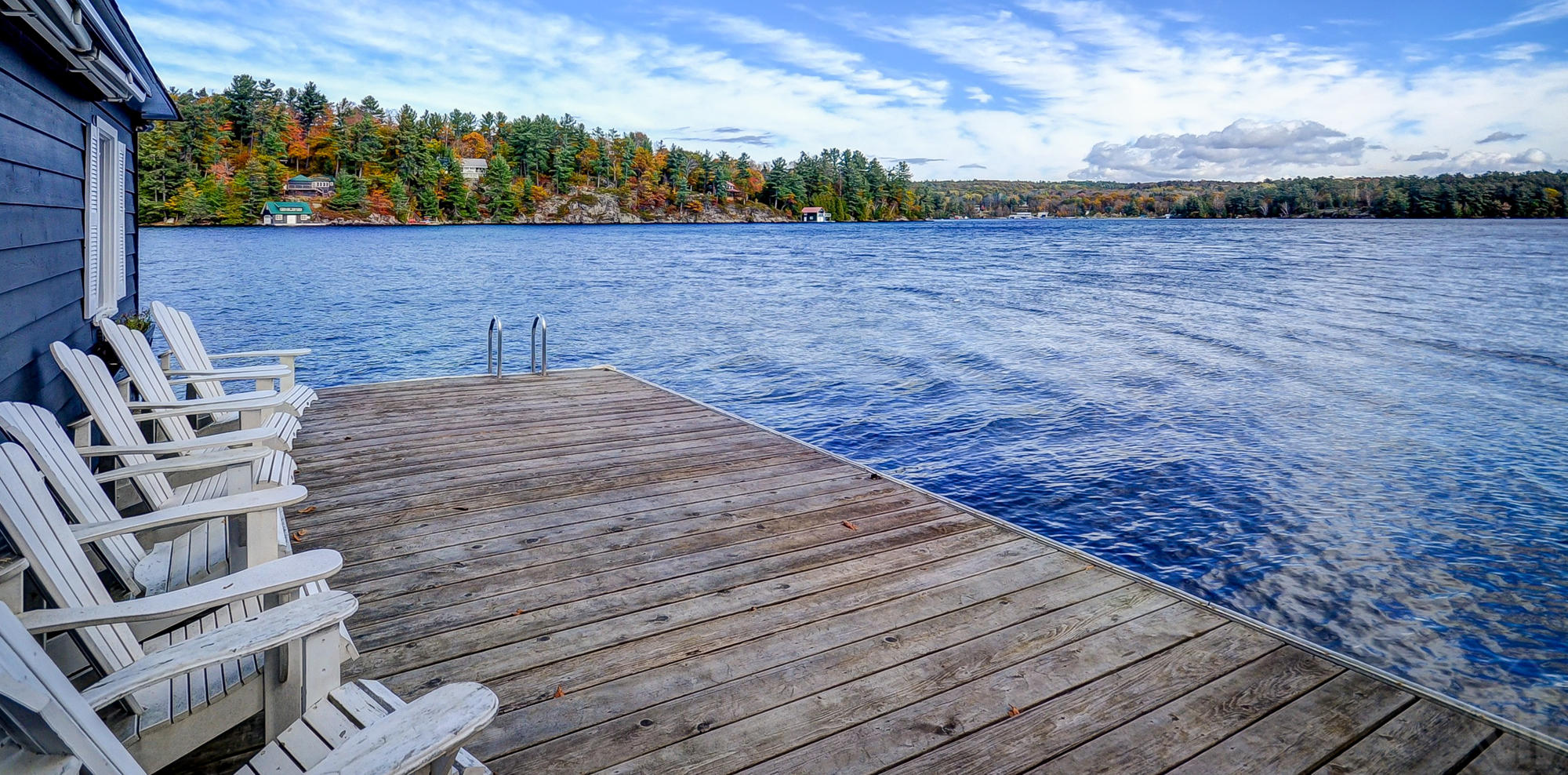Lake Rosseau real estate
